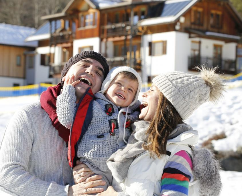 Kinderhotel Ramsi - Our ski fun week is more than a family ski holiday in winter