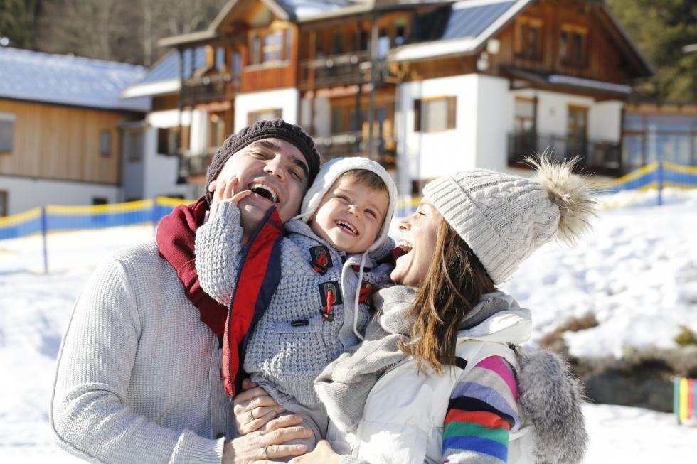 Kinderhotel Ramsi - Skispaßwoche Familien-Skiurlaub im Winter