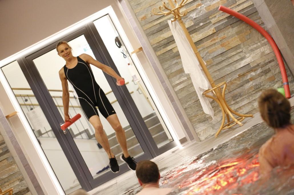 Titelbild Kinderhotel-Ramsi Aqua-Fitness