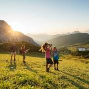 Ramsi's five most popular family walks