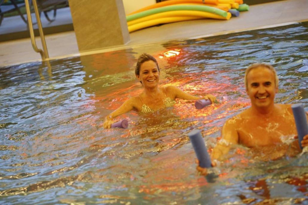Der Alpen-Spa - so geht Wellness für Mama und Papa