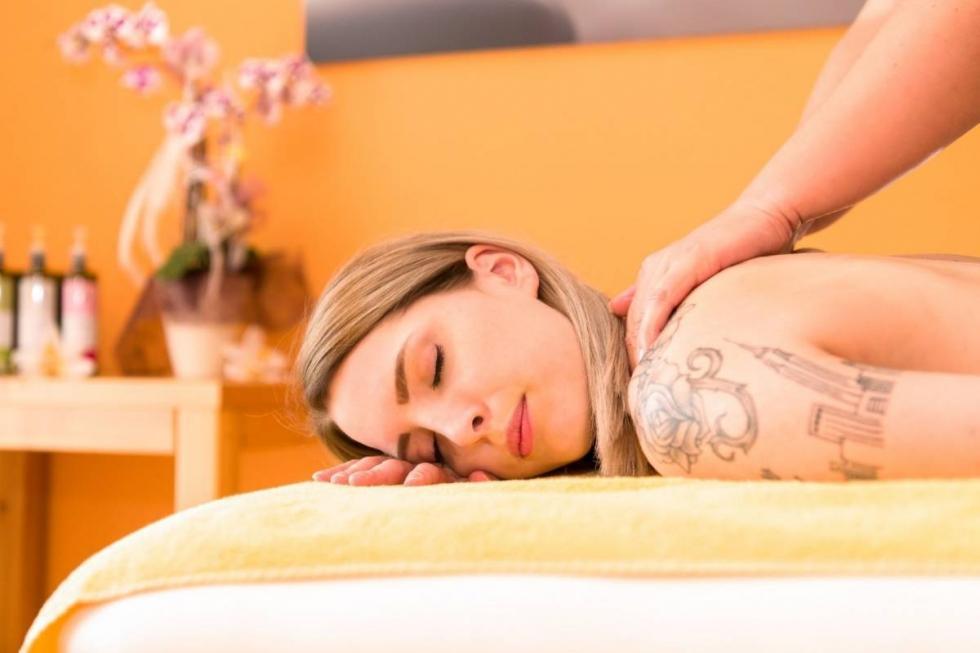 Kraft tanken, erholen, entspannen, loslassen und dem Körper mit anregenden Saunagängen etwas Gutes tun