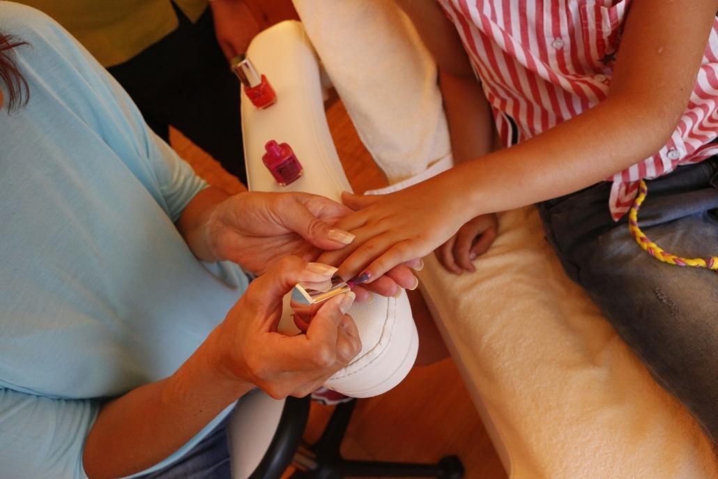 Susis Wellness-Verwöhnprogramm für Klein & Groß