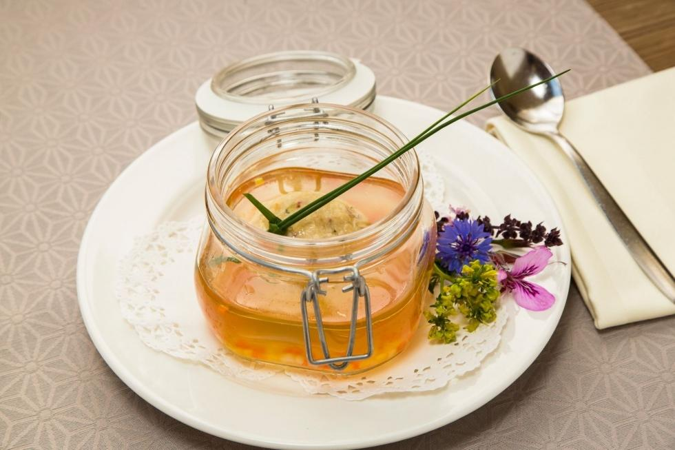 Alpe-Adria-Kulinarik bei Ramsi