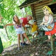 """Wonderfully """"cool""""! We discover our fairytale forest and the Romantic Gorge"""