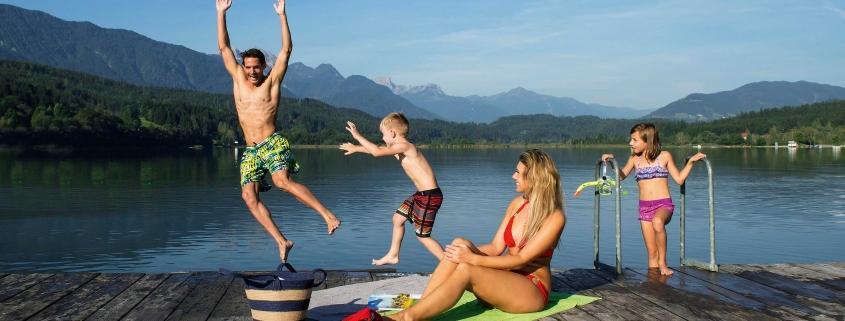 Gewinnspiel Juni 2020 Kärntner Erlebnispark am Pressegger See