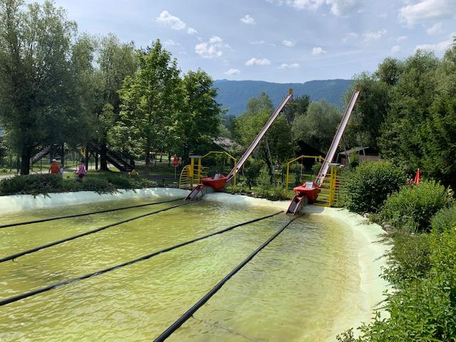 Kärntner Erlebnispark am Pressegger See