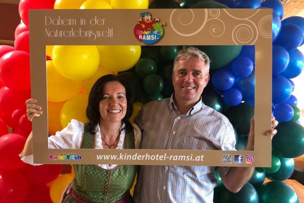 News Kinderhotel Ramsi Social Media