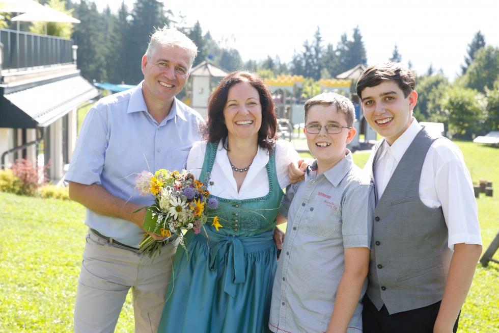 Familie-Ramsbacher Kinderhotel Ramsi