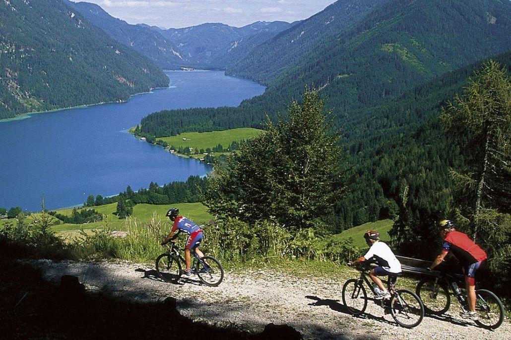 Bike-Erlebnisse auf dem Nassfeld