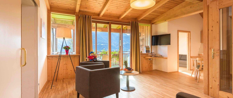 Kinderhotel-Ramsi-Familiensuite Sonnenschein de luxe