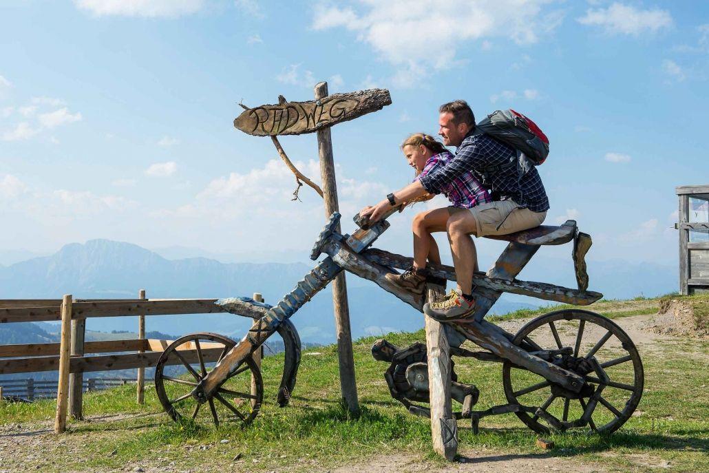 Anreise in unser Kinderhotel Ramsi auf der sonnigen Alpensüdseite