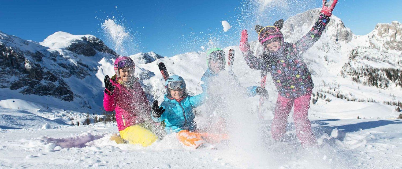 Unlimited skiing fun in the world-class Nassfeld ski area