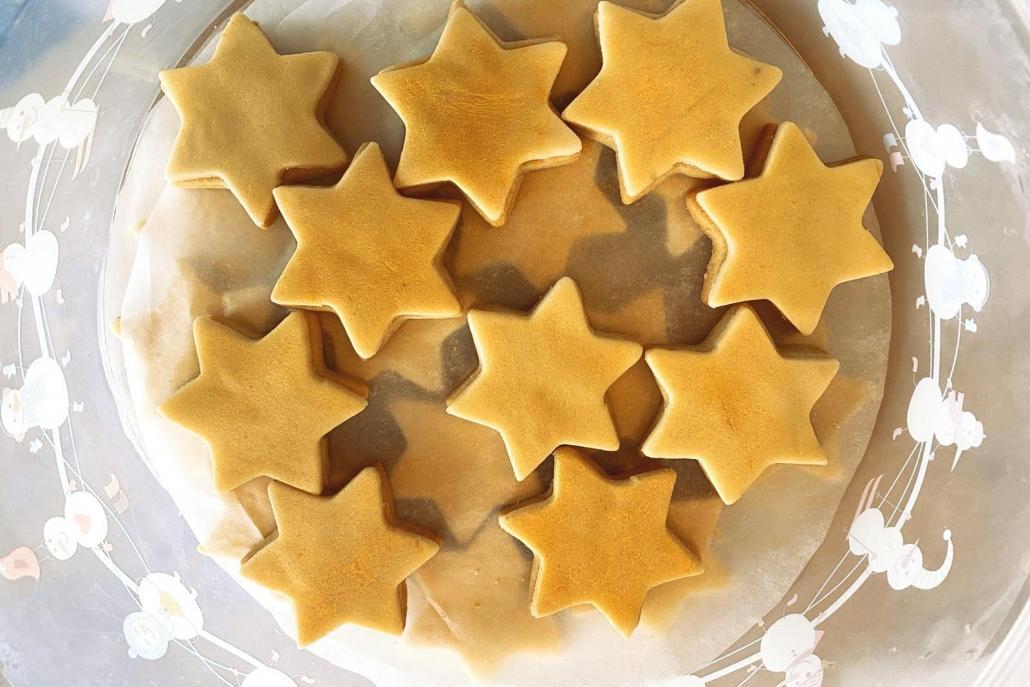 Ramsi-Sterneclub Sterne Kekse Rezept