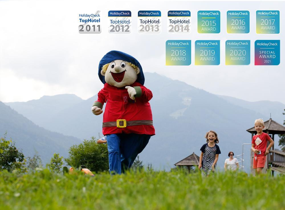 Kinderhotel Ramsi Special HolidayCheck 2021