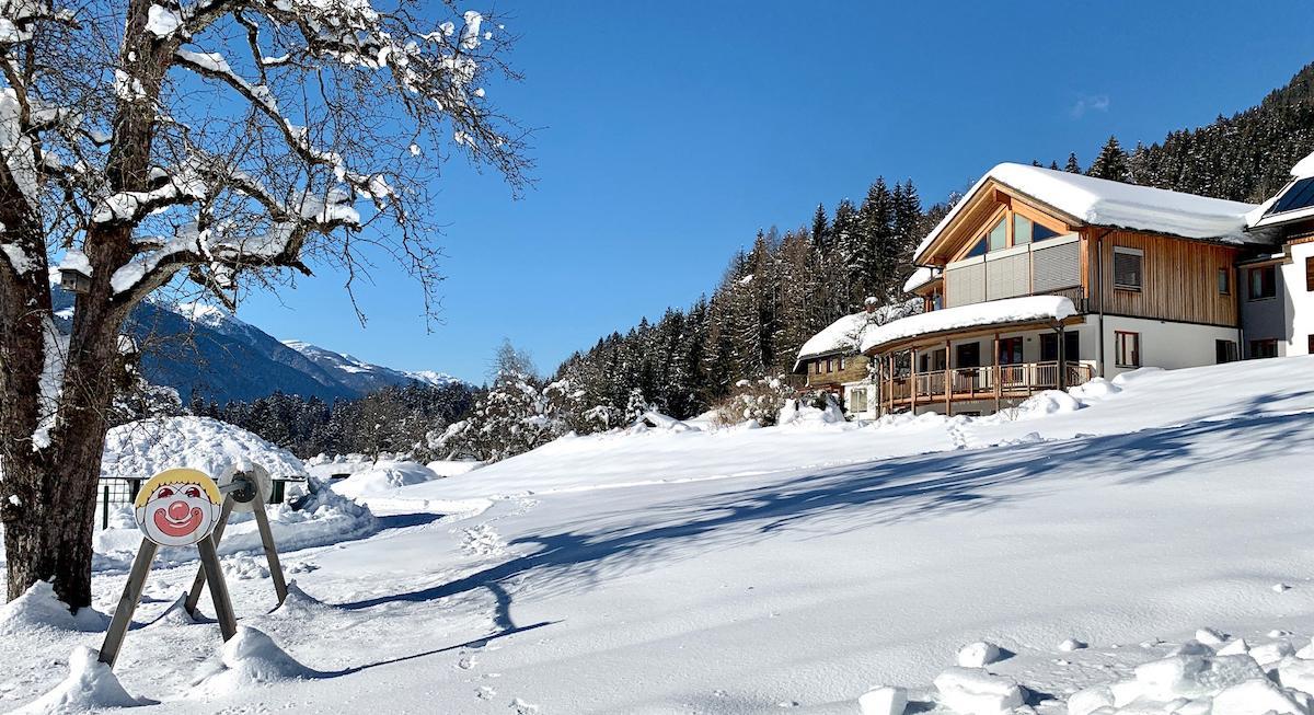 Familienurlaub Kinderhotel Ramsi Winter 2022