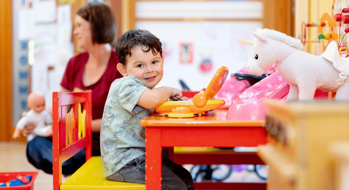Familienurlaub Kinderhotel Ramsi Kinderclub
